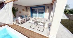 Three-room apartment seafront